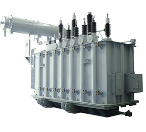 66kV ~ 110kV oil-immersed power transformers