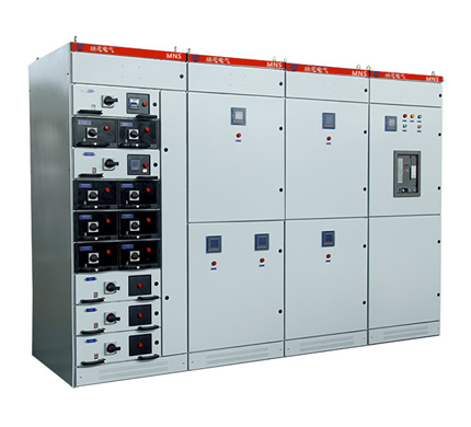MNS low voltage withdrawable switchgear